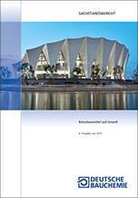 """Sachstandsbericht """"Betontrennmittel und Umwelt"""" in 4. Auflage erschienen"""