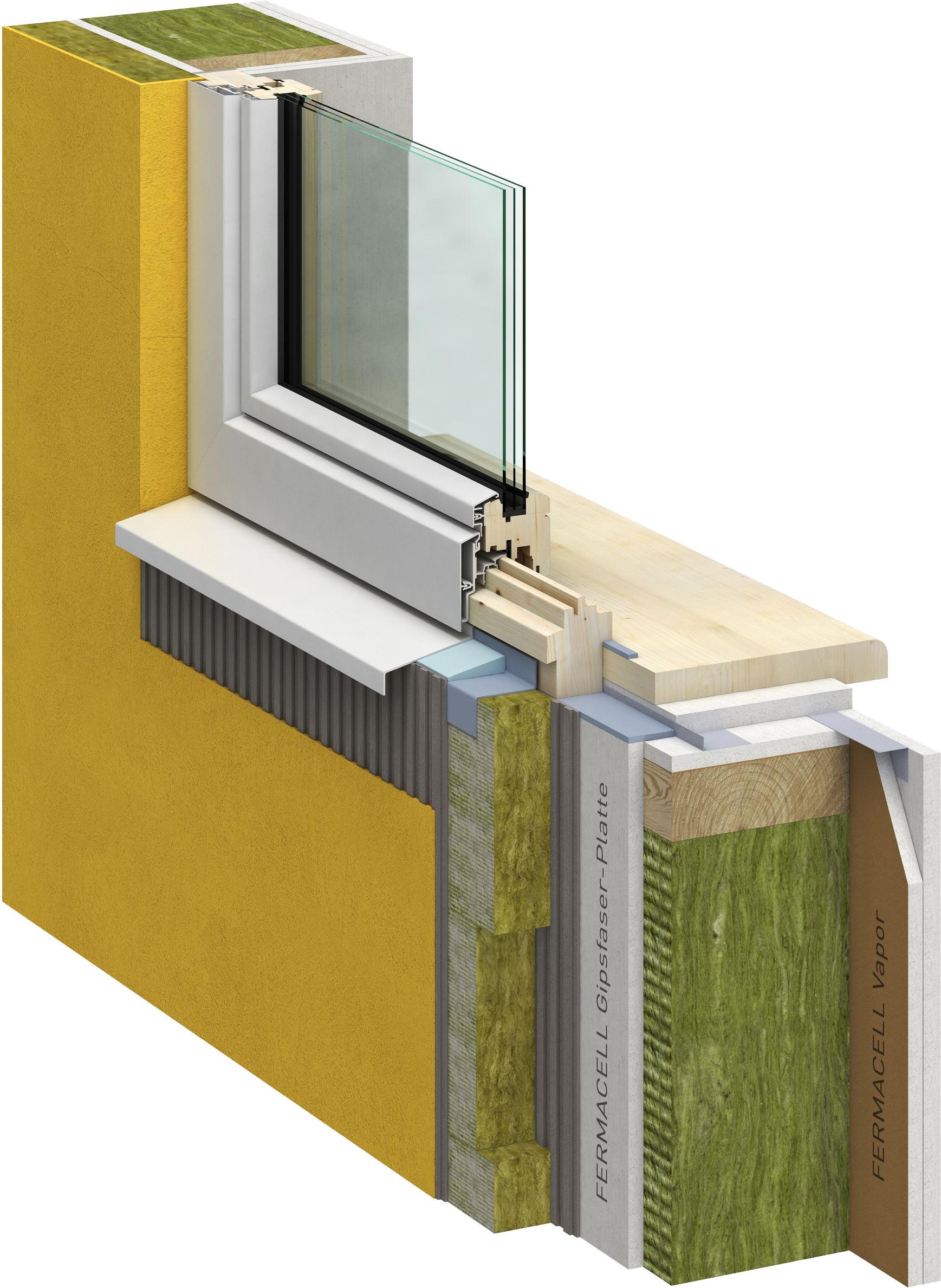 neue decken und wandl sungen von fermacell f r den mehrgeschossigen holzbau. Black Bedroom Furniture Sets. Home Design Ideas