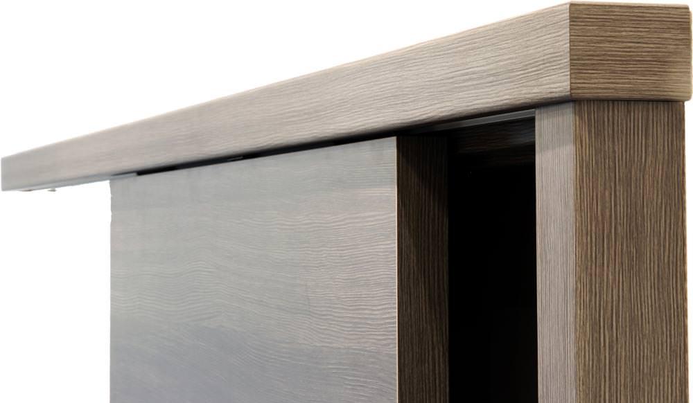 neues schiebet r system f r wohnraum und objekt. Black Bedroom Furniture Sets. Home Design Ideas