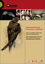 """Broschüre """"Wärmesanierung und Artenschutz an Gebäuden"""""""