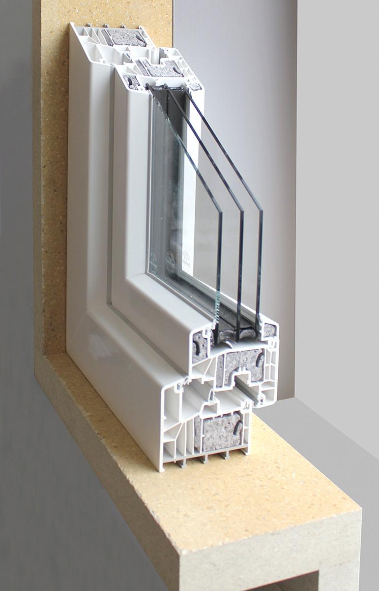 fensterd mmzarge von linzmeier verspricht mehr tageslicht bei wdvs fassaden. Black Bedroom Furniture Sets. Home Design Ideas