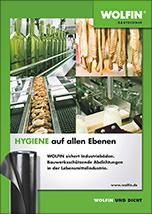 """Broschüre """"Hygiene auf allen Ebenen"""""""