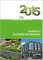 Jahrbuch Bauwerksbegrünung 2015
