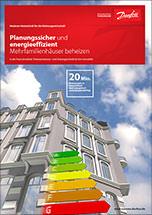 Planungssicher und effizient Mehrfamilienhäuser beheizen