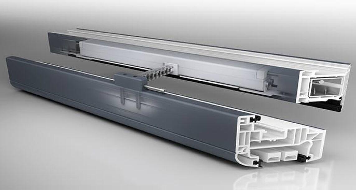alles im rahmen mit dem integrierten cdc fensterantrieb von d h mechatronic. Black Bedroom Furniture Sets. Home Design Ideas