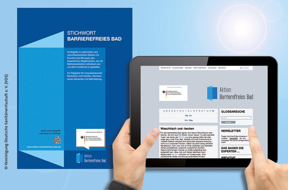 Bad online  Glossar zum Barrierefreien Bad - online und auf Papier ...