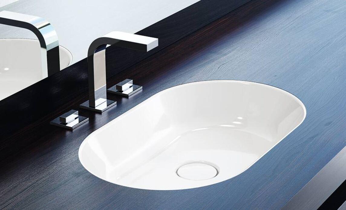 Waschtische aus Stahl Email Kaldeweis neues Produktsegment