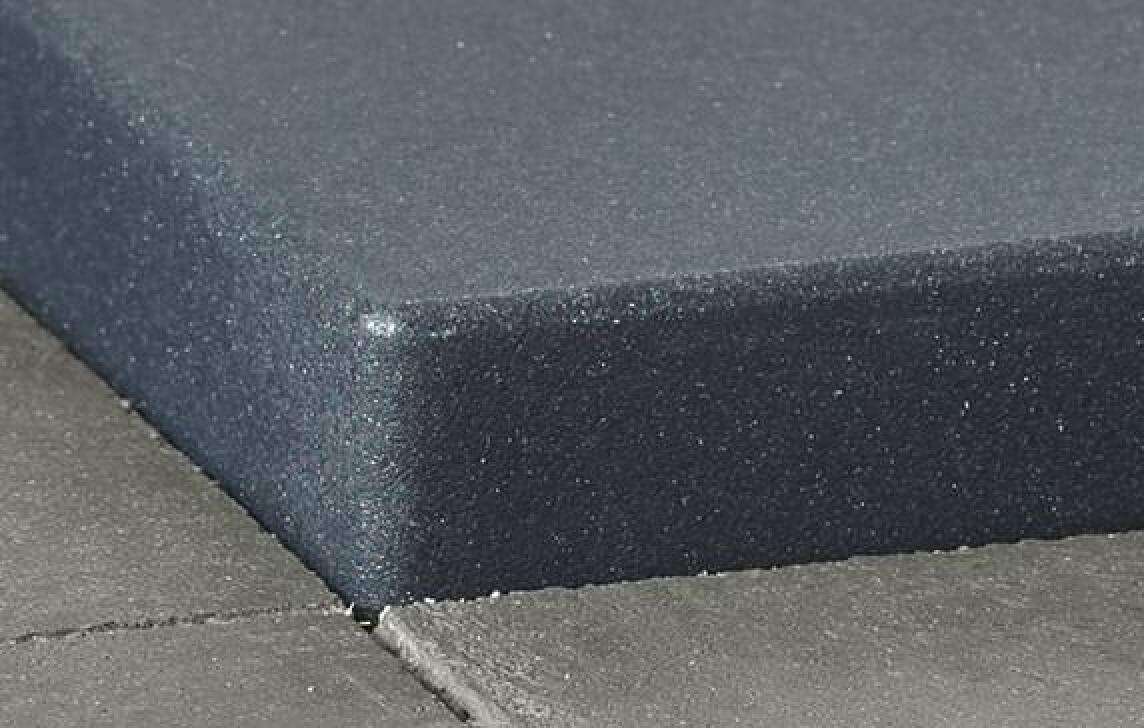 stonetto gleichsam ein vom wasser geformter mineralguss stein als duschfl che. Black Bedroom Furniture Sets. Home Design Ideas