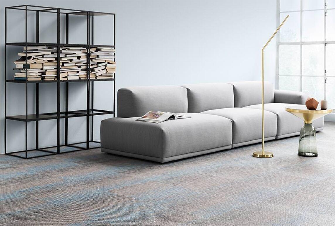 flow gewebter vinylboden inspiriert vom geheimnis der meere. Black Bedroom Furniture Sets. Home Design Ideas