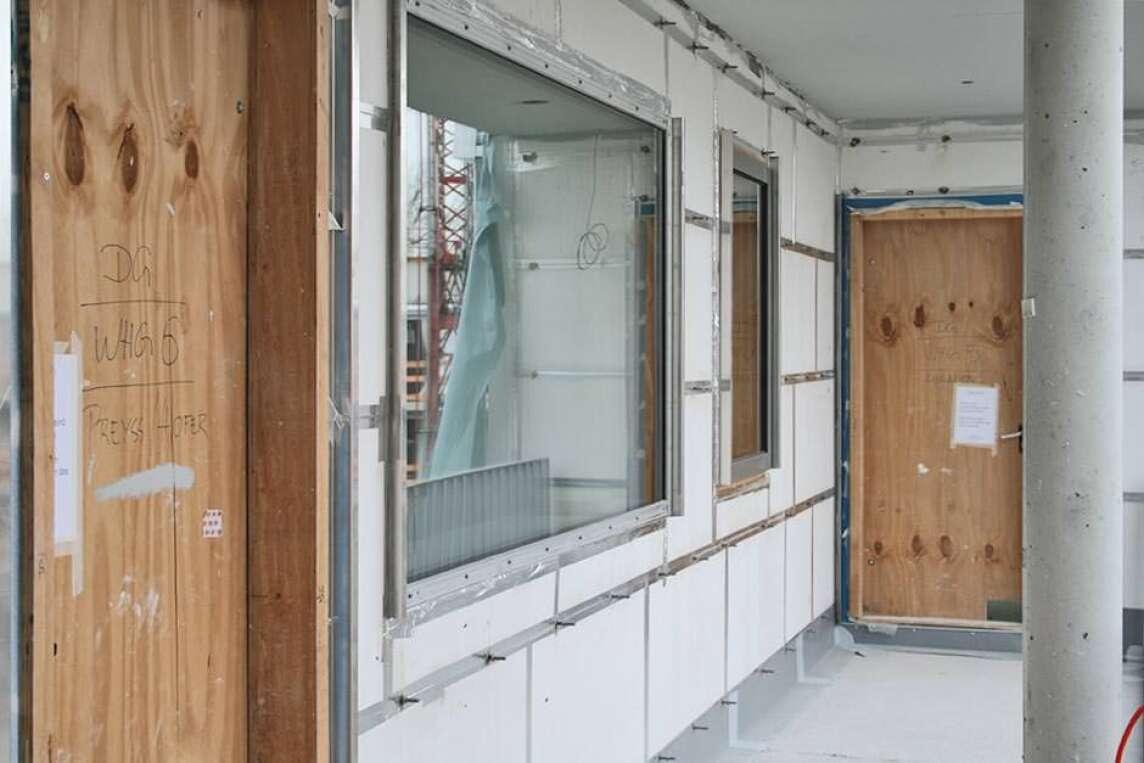 vips jetzt f r vorhangfassaden 75 d nner als bliche d mmung und schwerentflammbar. Black Bedroom Furniture Sets. Home Design Ideas