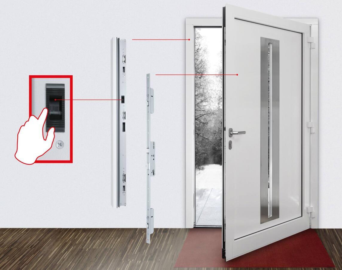 Schließleisten-System ProDenso verspricht dichtere PVC-Haustüren ...