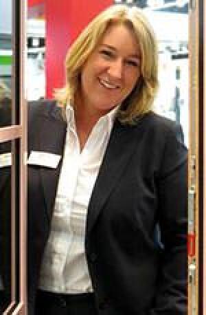 Silke Ruschke, Marketingleiterin bei Unilux