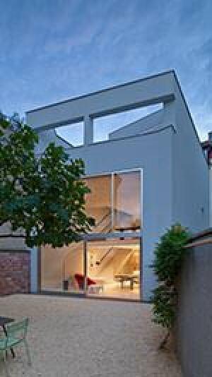 Haus RS29 in Heidelberg von den Architekten Dea Ecker und Robert Piotrowski
