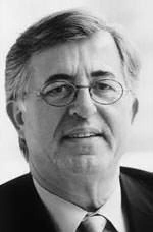 Arndt Frauenrath, ehemaliger Präsident des Zentralverbandes des Deutschen Baugewerbes und Ehrenvorstandsmitglied