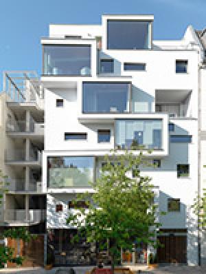 "Multifunktionsgebäude ""c13"" in Berlin"