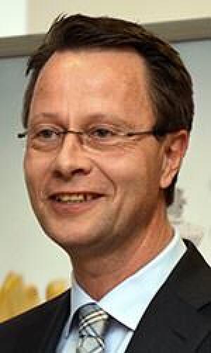 Bernhard Göcking, Vorstandsvorsitzender beim Bundesverband Kalksandsteinindustrie e.V. (BV KSI)