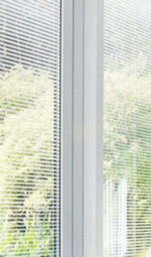 jalousieglas mit warmer kante sonnenschutz im. Black Bedroom Furniture Sets. Home Design Ideas