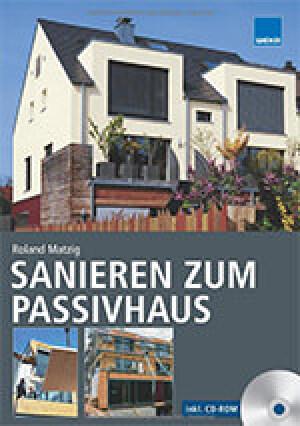"""Fachbuch """"Sanieren zum Passivhaus"""""""