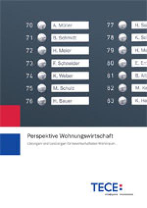 """Broschüre """"Perspektive Wohnungswirtschaft"""""""
