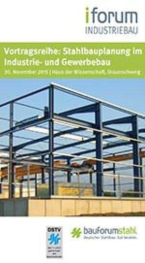 Stahl im Industriebau