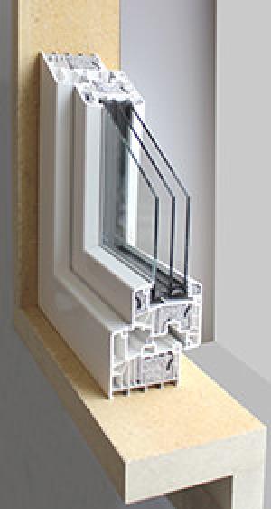 Litec Fensterdämmzarge aus LiniRec von Linzmeier Bauelemente