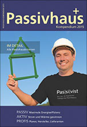 Titel Passivhaus Kompendium 2015
