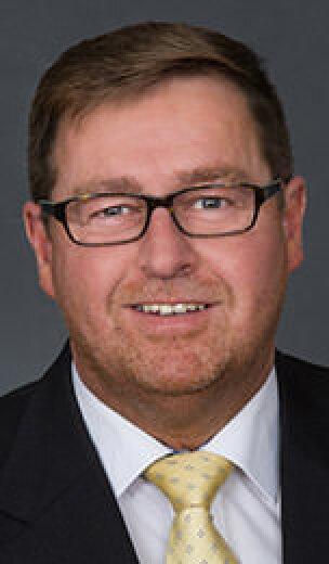 Helge Behrens, Geschäftsführer der CRH Clay Solutions