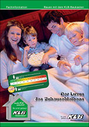 """Broschüre """"Der Luxus des Zuhausebleibens"""""""