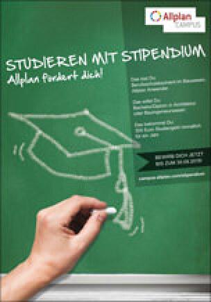 Nemetschek Allplan Stipendium