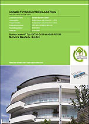 EPD - Schöck Isokorb® Typ KXT50-CV35-V6-H200-REI120