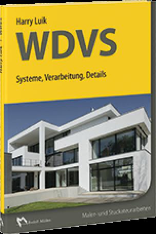 WDVS - Systeme, Verarbeitung, Details