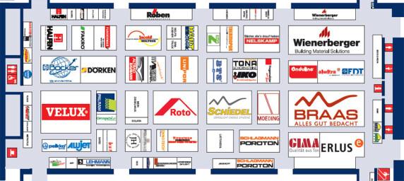 Belegungsplan der Halle A3