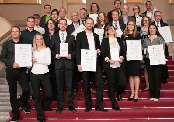 Preisträger des SmartHome Deutschland Awards 2015