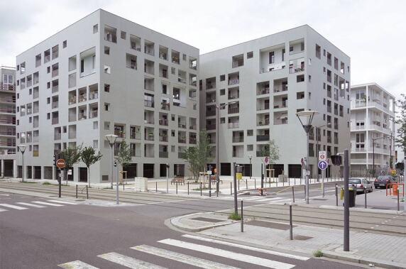 Lobende Erwähnungen, Kategorie Neubau: Eric Lapierre Architecture, Frankreich