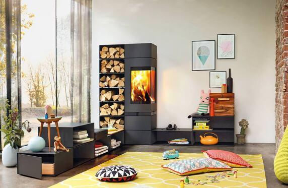 stahl innovationspreis 2015 f r kaminofensystem elements. Black Bedroom Furniture Sets. Home Design Ideas
