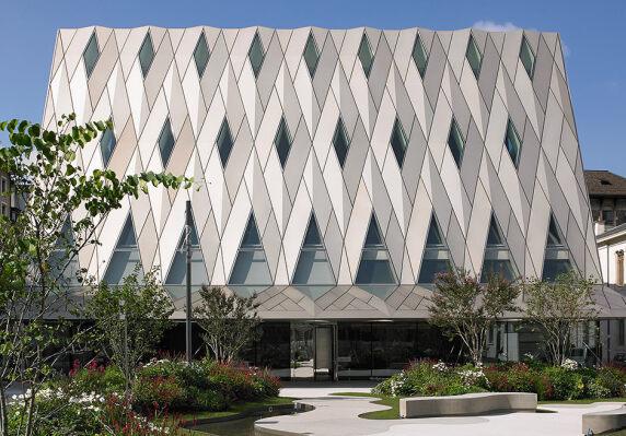 Musée d'ethnographie de Genève (MEG) von Graber Pulver Architekten AG <br/> Foto: Leo Fabrizio; Blaise Glauser (MEG); Nicole Zermatten (Ville de Genève)