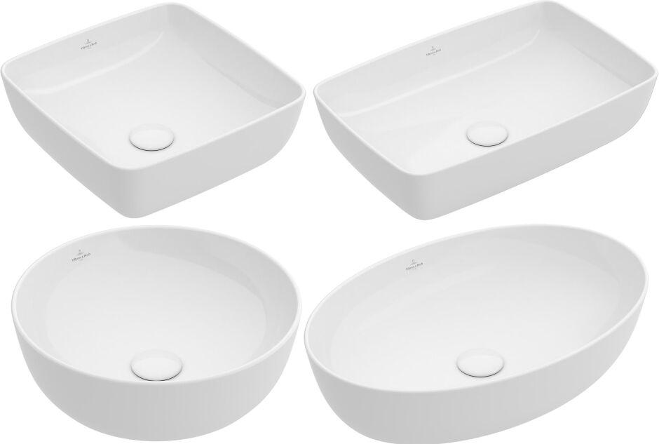 Villeroy und boch waschbecken rund  Filigranes Waschtischdesign: Villeroy & Boch lotet die ...