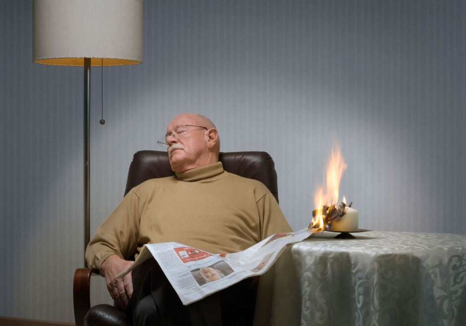 rauchmelderpflicht in sachsen ist halbherzig da. Black Bedroom Furniture Sets. Home Design Ideas