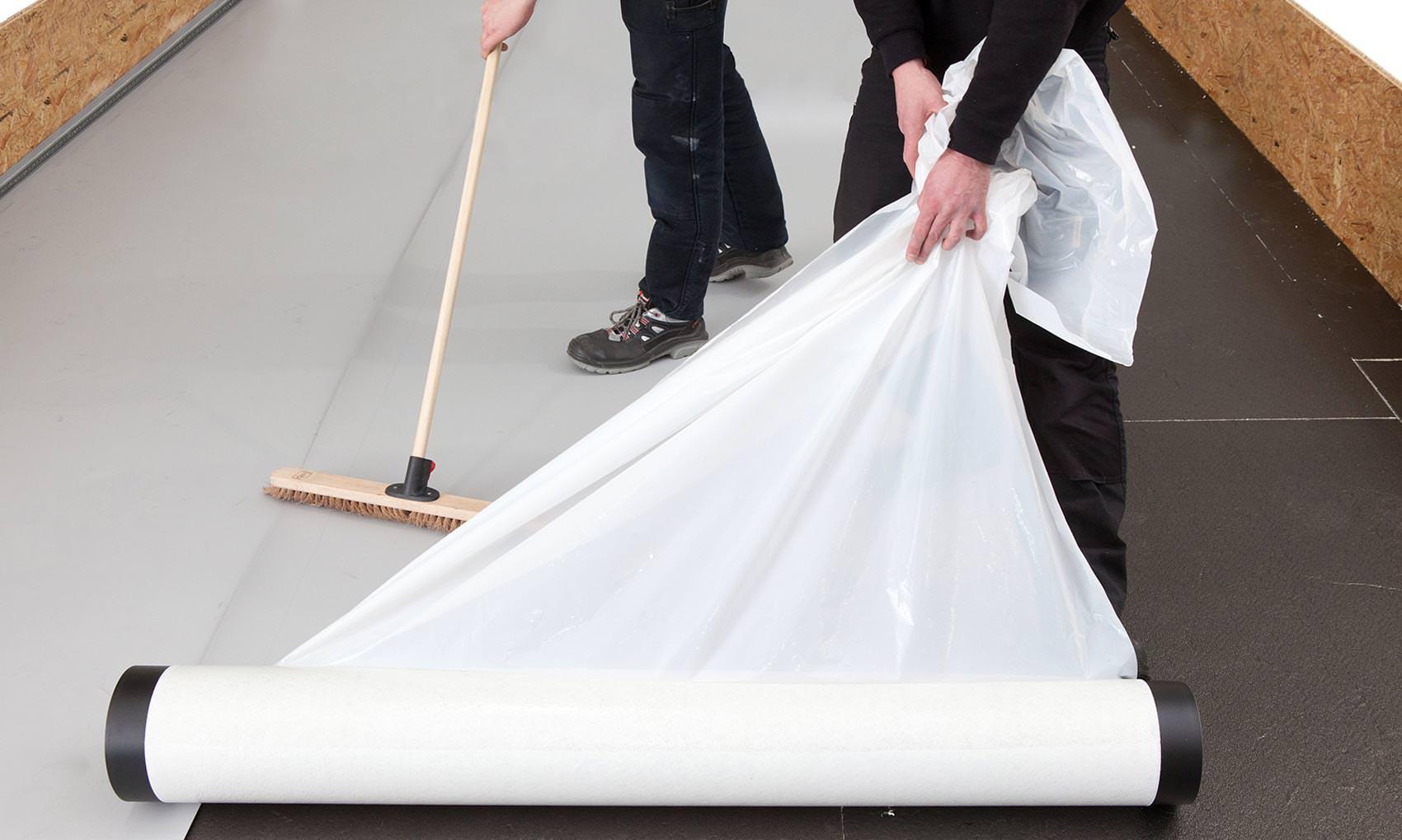 fpo dachbahnen von bauder jetzt auch kaltselbstklebend. Black Bedroom Furniture Sets. Home Design Ideas