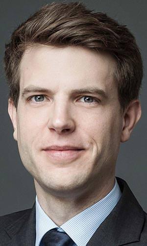 Florent Pouzet, Vorsitzender der Geschäftsführung