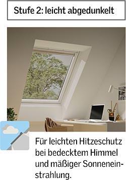 Dachfenster velux preise  Dachfenster mit schaltbarer Verglasung zu moderaten Preisen - so ...