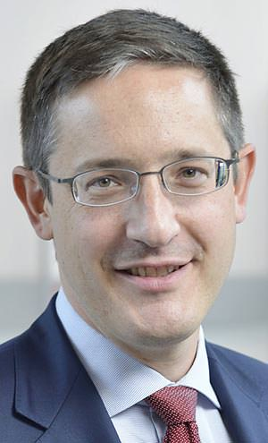 Dr. Jochen Fabritius, CEO der Xella Gruppe