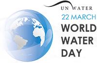 Weltwassertag Logo
