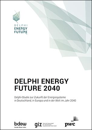 """Zukunftsstudie """"Delphi Energy Future 2040"""""""
