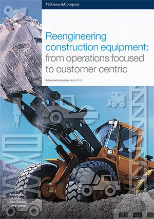 "Studie ""Reengineering construction equipment"""