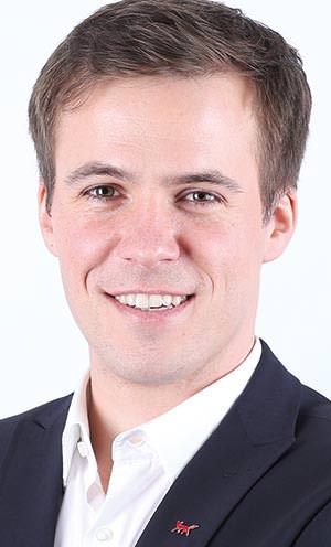 Philipp Beck, Geschäftsführer Vertrieb bei Beck+Heun GmbH
