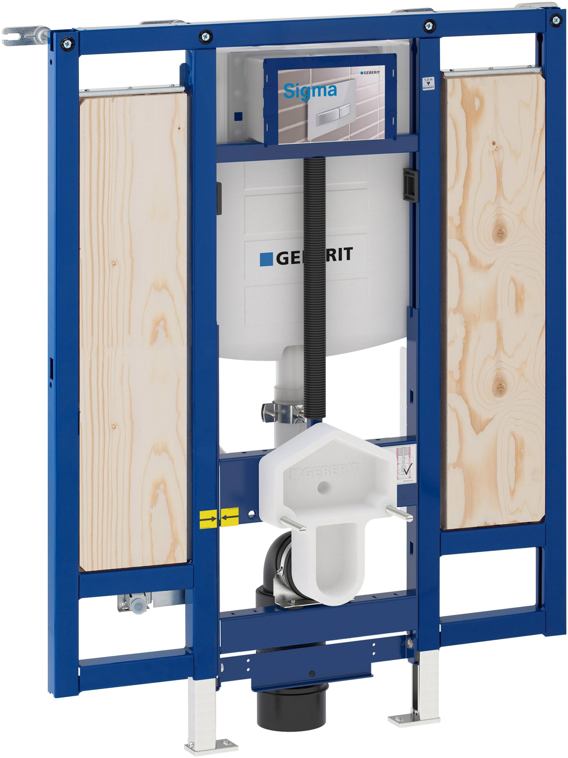 neues duofix wand wc element vorger stet f r behindertengerechte nachr stungen. Black Bedroom Furniture Sets. Home Design Ideas