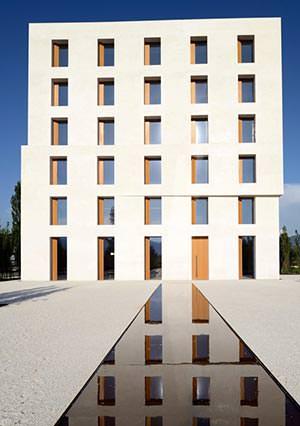 """Bürogebäude 2226 """"house without technology"""""""