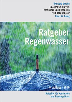 mall Ratgeber Regenwasser von Klaus W. König