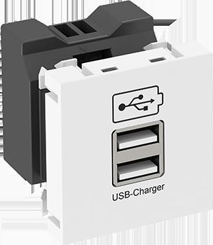 USB-Charger à la OBO Bettermann